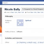 Bally friend request